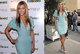 Photos of Beyonce Knowles at the Billboard Woman of the Year Awards; Father Matthew Slapped With Paternity Suit