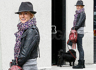 Photos of Sienna Miller Out in NYC With Her Dog