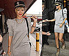 Photos of Rihanna as She Leaves Germany and Flies to Paris