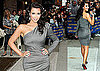 Photos of Kim Kardashian on The Late Show