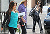 Photos of Eva Longoria Filming Desperate Housewives in LA