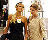 Slide Photo of Paris and Nicky Hilton at Chloe in LA