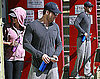 Photos of Scarlett Johansson and Ryan Reynolds at the Gym in LA