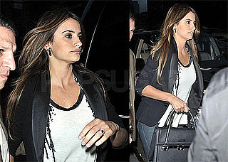 Photos of Penelope Cruz in NYC