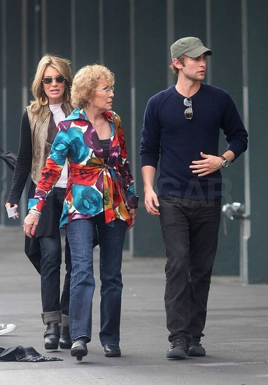 Photos of Chace, Ed, Jessica, and Taylor Over The Weekend