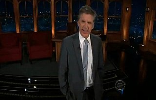 Video of Craig Ferguson on The Late Late Show About David Letterman's Affairs