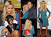 Photos of Paris Hilton With a Chimpanzee, Video of Paris Hilton on Supernatural