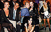 Photos of Lindsay Lohan, Kate Moss, Katy Perry At Paris Fashion Week Yves St. Laurent Show and Mario Testino Book Party 2009-10-06 06:00:00