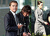 Photos of Leonardo DiCaprio, Ellen Page Filming Inception Which Will Release in IMAX