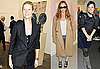 Photos of Gwyneth Paltrow, Stella McCartney, Lily Allen, Eva Herzigova, Valentino Garavani, Jay Jopling at the Frieze in London 2009-10-14 15:30:00
