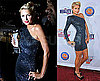 Photos of Paris Hilton in Blue
