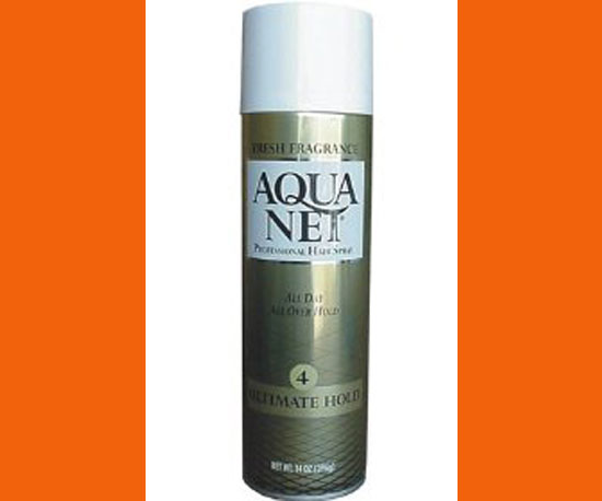 Aquanet Hairspray Diversion Safe