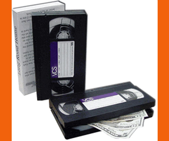 VHS Diversion Safe