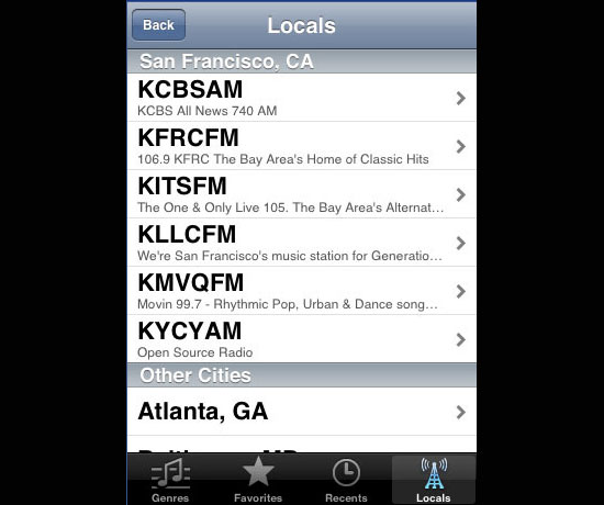 AOL Radio (Free)