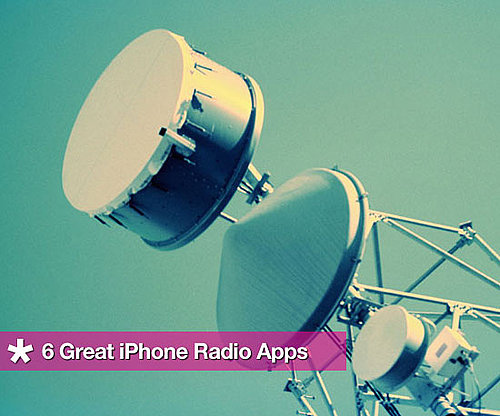 6 Radio iPhone Apps to Keep You Rocking