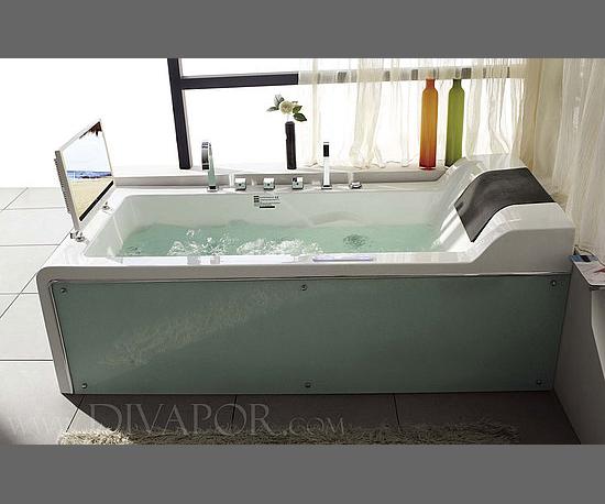 Cosmo Hydromassage TV Bathtub