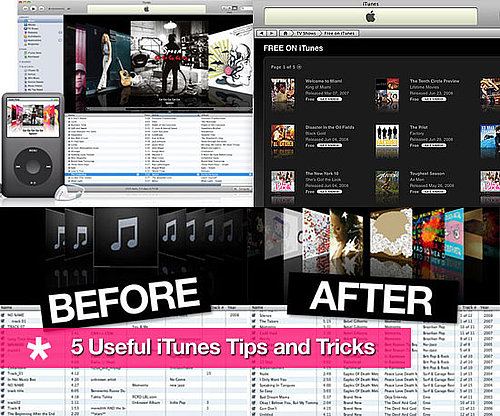 5 Useful iTunes Tips and Tricks