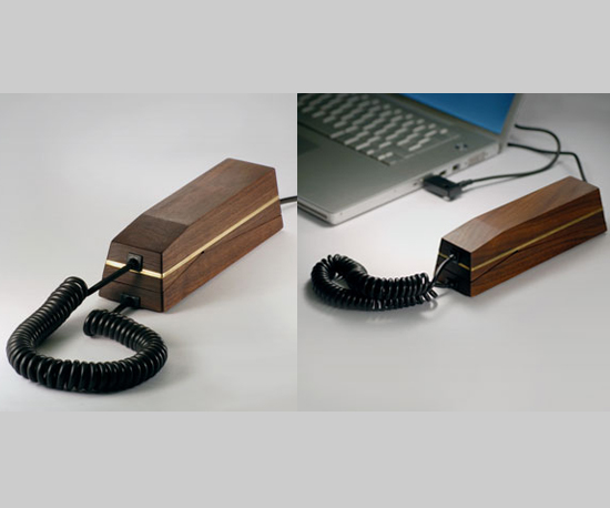 The Hulger Pappa Skype Phone