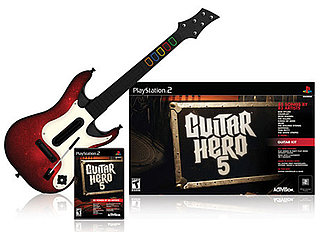 New Axe Guitar For Guitar Hero 5 Revealed