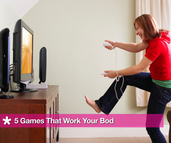 5 Games That Work Your Bod For Fall