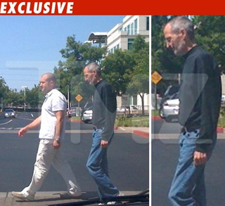 Daily Tech: Steve Jobs Sighting at Apple HQ Yesterday