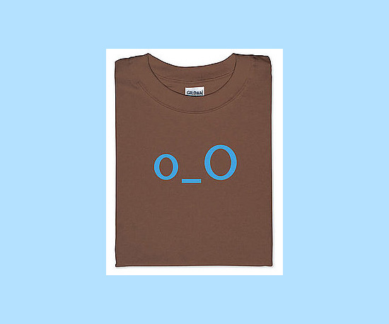 Twitter Profile Pic Tee — Minus the Pic