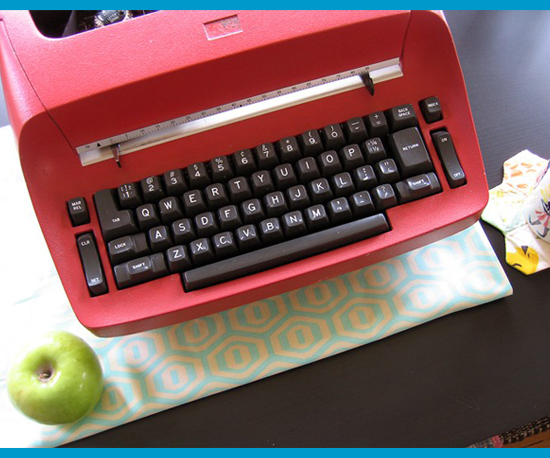 An Electric Typewriter