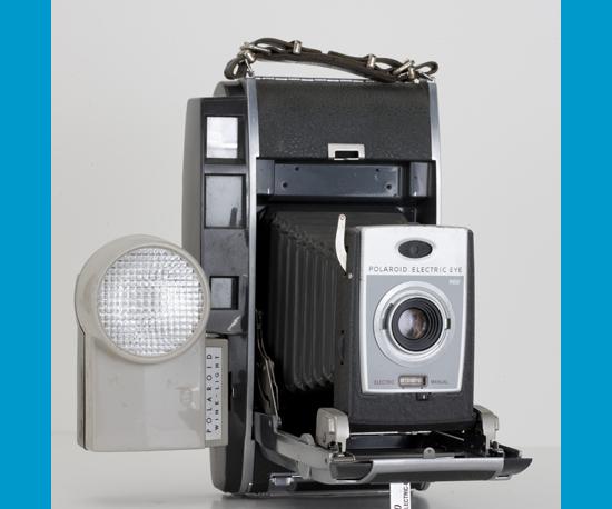 An Instant Film Camera