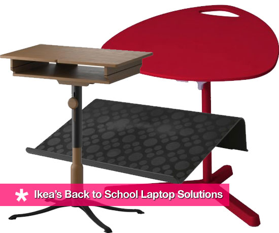 Ikea&#039;s Back to School Laptop Solutions