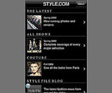 Style.Com Gives You a Front Row Seat to Fashion Week