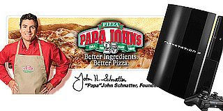 Order Papa John's Pizza Right From Your PS3