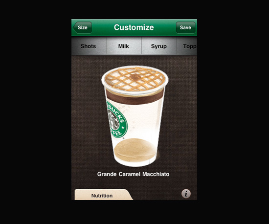 Plan Your Cuppa Joe With myStarbucks