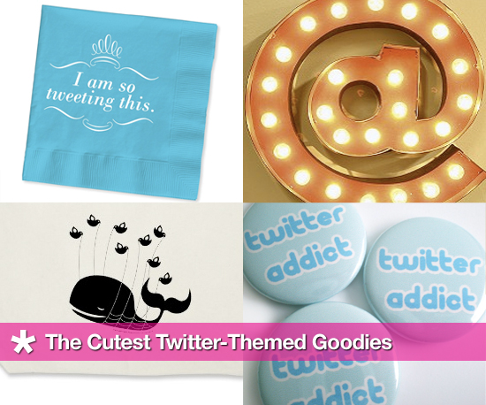 The Cutest Twitter Gear
