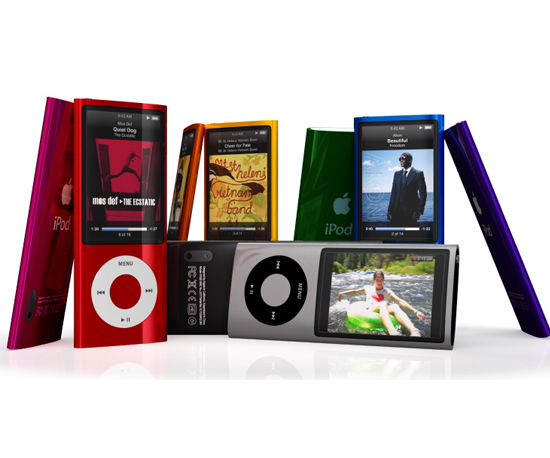 "The ""New"" iPod Nano"