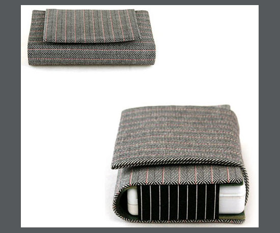 Debris Herringbone DS Lite Case