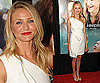 Photo of Cameron Diaz Wearing White J.Mendel Dress at My Sister&#039;s Keeper Premiere