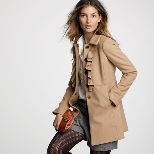 The Best from J.Crew's 2009 Fall Collection