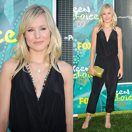 Kristen Bell at the Teen Choice Awards