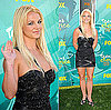 Britney Spears at the Teen Choice Awards 2009-08-09 17:06:41