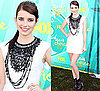 Photo of Emma Roberts at 2009 Teen Choice Awards