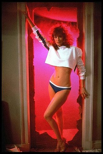 Photos of the Clothes in John Hughes Movie Weird Science