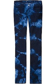 The Look For Less: J Brand Out of Control Tie-Dyed Jeans