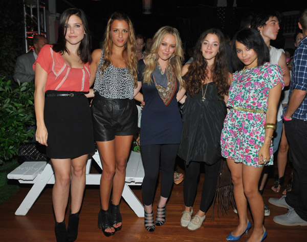 Celebrities Like Sophia Bush and Mischa Barton Party in NYC For I Heart Ronson's JC Penney Line