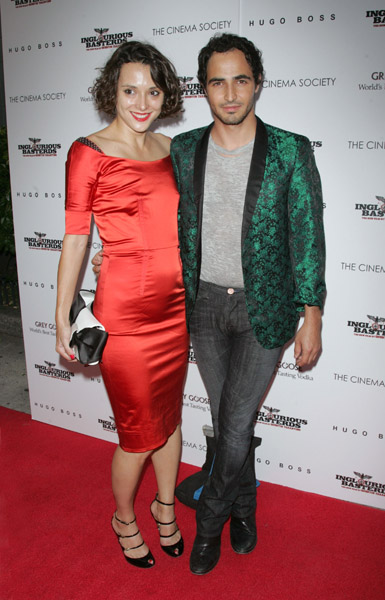 Zac Posen and Friend