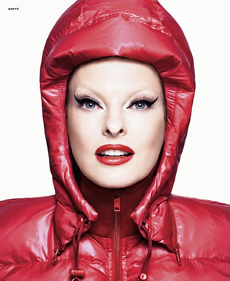 Girls on Film: Linda Evangelista, V Magazine, Issue 61