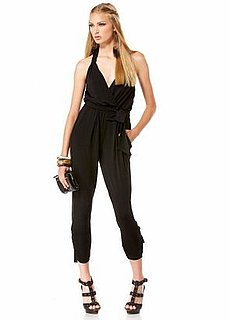 Fab Finger Discount: Bebe Belted Jumpsuit