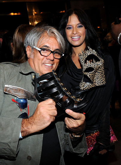 Giuseppe Zanotti having a blast  
