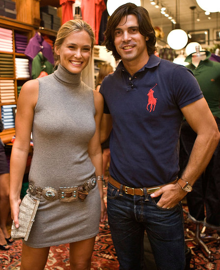 Bar Refaeli and polo player and model Nacho Figueras (hotness)