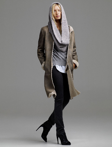 Photos From 2009 Fall Look Book Zara Collection