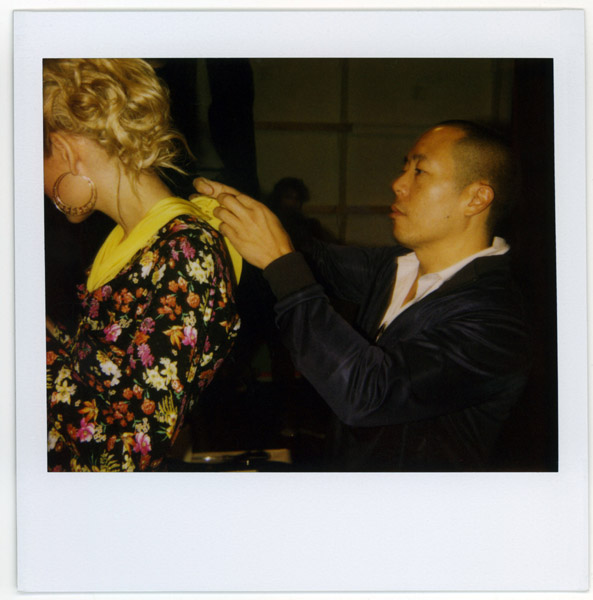Behind the Seams: Backstage at NYFW, Spring '10